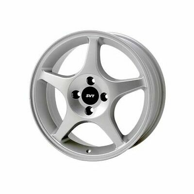 Ford Racing Silver SVT Focus Wheel 17 X7  4x4.25  BC Set Of 4 • 699.96$