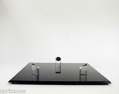 Deluxe Acrylic Basketball Soccer Football Black Base Display Stand • 11.67$