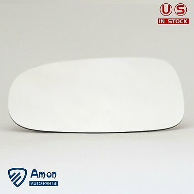 $13.38 • Buy Driver Side Mirror Glass Left LH Full Adhesive For 03-11 SAAB 9-3 9-3x 93 9-5 95