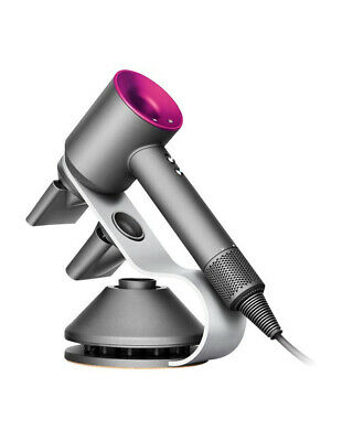 View Details Dyson Supersonic Hair Dryer With Display Stand Iron/Fuchsia 323948-01 • 549.00AU