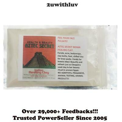 AU8.50 • Buy Aztec Secret Indian Healing Clay Mask Facial Acne Pore Cleansing Sample Pack 50g