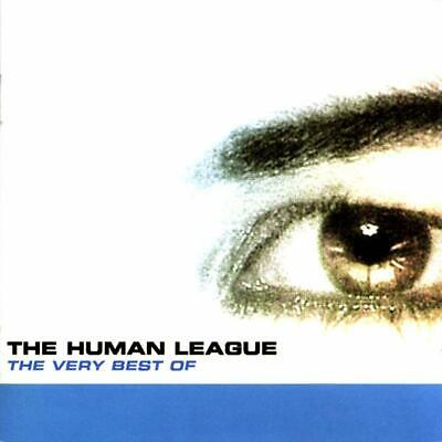 THE HUMAN LEAGUE THE VERY BEST OF 2-CD ALBUM (Greatest Hits) • 6.63£