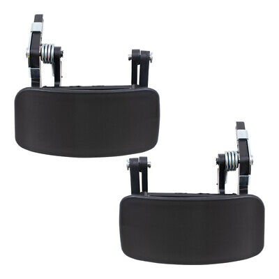 $25.39 • Buy New Pair Set Outside Rear Door Handle For 99-02 Nissan Quest Mercury Villager