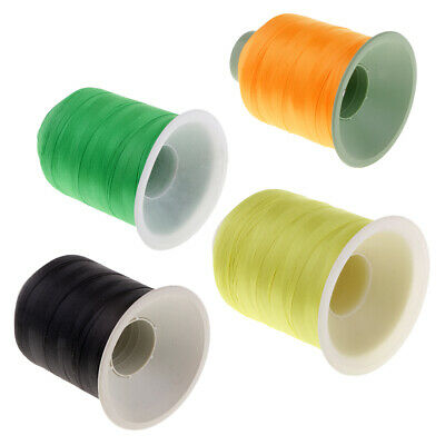 4pcs Nylon Whipping Wrapping Threads Line For Fishing Rod Rings Guides 2187Yds • 24.37£