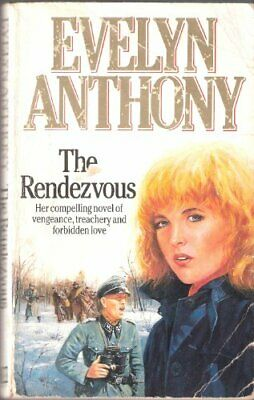 The Rendezvous, Evelyn Anthony, Used; Good Book • 3.28£