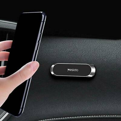 $3.09 • Buy Black Strip Shape Magnetic Car Phone Holder For IPhone Magnet Mount Accessories