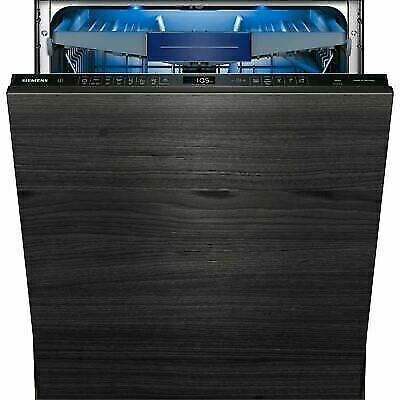 View Details Graded SN658D00MG SIEMENS IQ500 Dishwasher Fully Integrated 8 Progr… 240435 • 539.00£