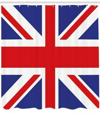 Union Jack Shower Curtain, British Loyalsymbol • 22.45£