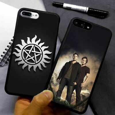 AU6.45 • Buy Supernatural Twin Peaks Silicone Phone Case Cover For IPhone Samsung Galaxy
