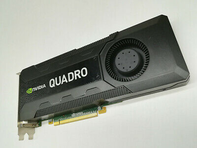$ CDN444.83 • Buy NVIDIA Quadro K5000 4gb Apple Mac Pro Upgrade Video Card