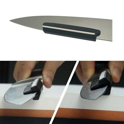 $7.32 • Buy Knife Sharpener Angle Guide Fixed Clip For Whetstone Sharpening Practical US