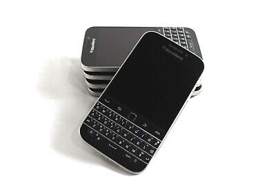 $ CDN262.89 • Buy Lot Of 4 Blackberry Classic 16GB Black AT&T GSM 4G LTE QWERTY Smartphone