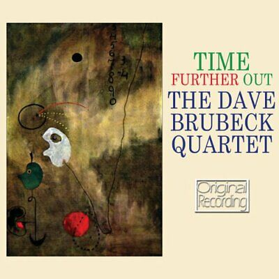 Dave Brubeck Quartet - Time Further Out - Dave Brubeck Quartet CD FIVG The Cheap • 4.10£