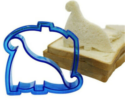 Elephant Star Shape Sandwich Bread Cutter Mold Kids Lunch Cake Toast Mould Y2 • 2.14£