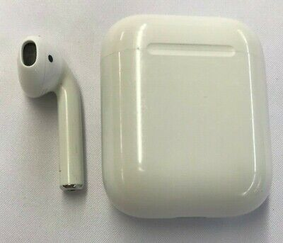 $ CDN112.99 • Buy Apple Airpods Charging Case (Wired) With *Gen II Left Airpod* (15-3E)