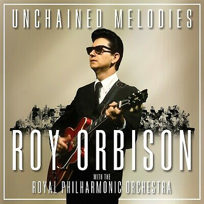$7.53 • Buy Roy Orbison With The Royal Philharmonic Orchestra - Unchained Melodies - New Cd!