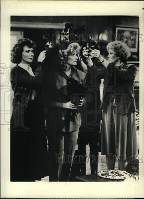 $ CDN20.74 • Buy 1985 Press Photo Actress Mary Frann, Witches In  Newhart  On CBS Television