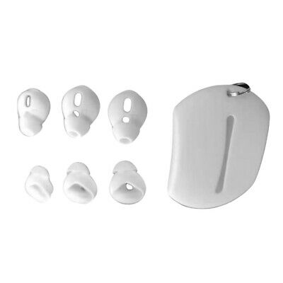 $ CDN4.77 • Buy Silicone Cover Earbuds Case Earpods Ear Tip Ear Wings Hook Cap For Airpods White