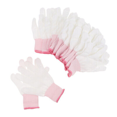 $10.27 • Buy 10Pairs Anti Static Working Gloves For Computer/Electronic/Working/Repairing