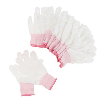 $10.30 • Buy 10Pairs Anti Static Working Gloves For Computer/Electronic/Working/Repairing