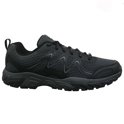 New Mens Hiking Walking Ankle Wide Fit Trail Trekking Trainers Shoes Boots Size • 14.95£