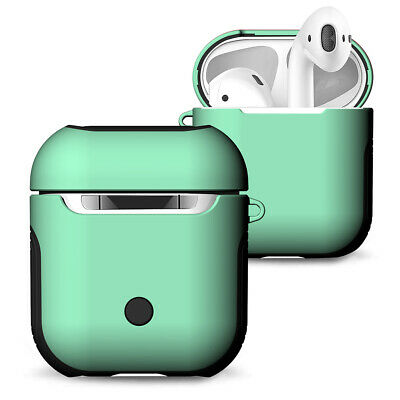 $ CDN9.38 • Buy TPU Silicone Earphone Case Protective Cover For Airpods Shockproof J1J1
