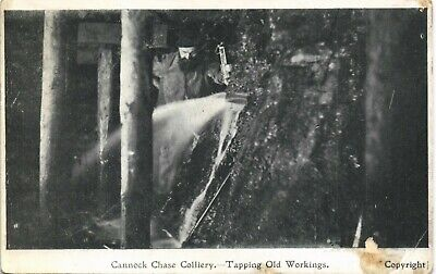 Cannock Chase Colliery. Tapping Old Workings. • 7.50£