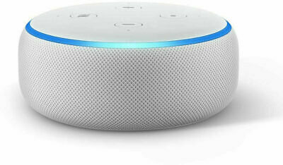 AU65 • Buy Amazon Echo Dot 3rd Generation Smart Sandstone Fabric Speaker Alexa Intelligent