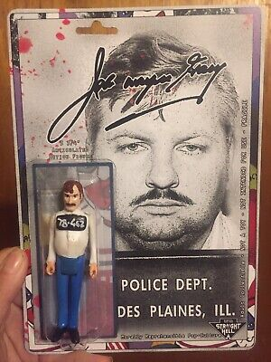 $35 • Buy John Wayne Gacy Collectible Serial Action Figure True Crime Toy Custom Oddities