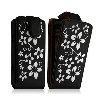 Case Cover Case Samsung Wave 2 S8530 Pattern Flower Black • 6.84£