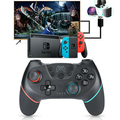 $6.50 • Buy Pro Controller For Nintendo Switch Wireless Gamepad Joypad Console 2020 NEW