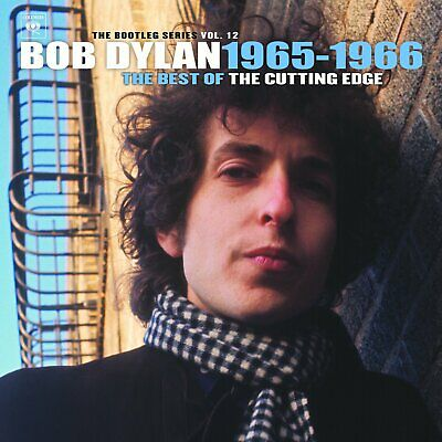 BOB DYLAN THE BEST OF THE CUTTING EDGE 1965-1966 BOOTLEG SERIES Vol.12 2 CD • 10.95£