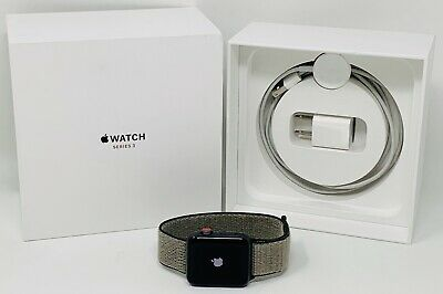 $ CDN293.44 • Buy Apple MQK62LL/A Watch Series 3 - 42mm Aluminum Case GPS + Cellular - Space Gray