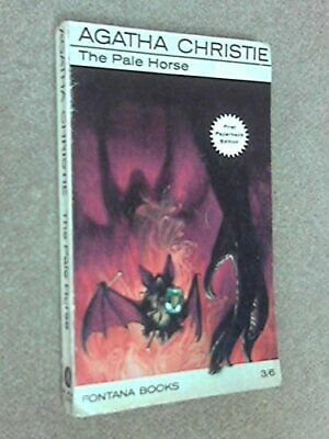 £3.17 • Buy THE PALE HORSE.-Agatha. Christie