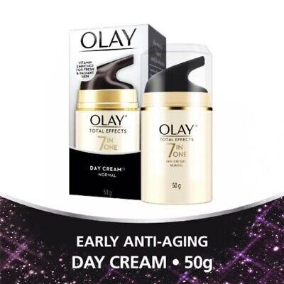 AU19.25 • Buy  Olay Total Effects 7-In-1 Anti-Aging Serum, 50g FREE SHIPPING