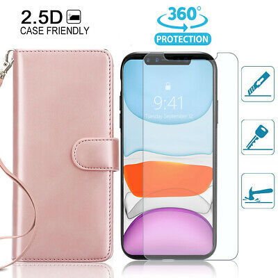$ CDN18.99 • Buy Case Cover For Samsung Galaxy S10 9  Magnetic Flip Leather Wallet+Screen Glass