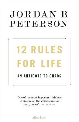 AU5.90 • Buy 12 Rules For Life By Dr Jordan Peterson PDF + EPUB + AUDIO BOOK
