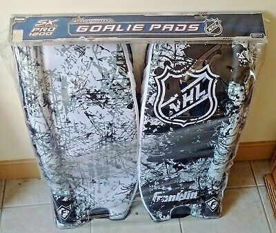 $79.99 • Buy Franklin Street Hockey Extreme Pro Roller Goalie Pads 1200 New Senior 30'' NHL
