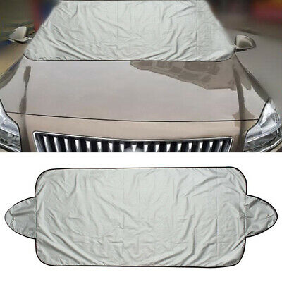 $ CDN4.84 • Buy 1x Car Folding Windshield Protect Cover Snow Ice Frost Protector Sun Shield Tool