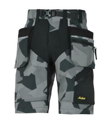 AU137 • Buy Snickers FlexiWork Shorts With Holster Pockets 6904