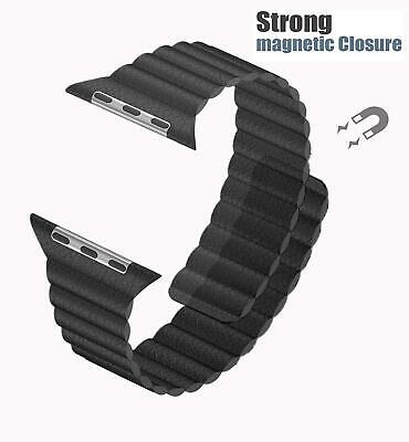 $ CDN43.78 • Buy Apple Watch Series 5/4/3/2/1 Magnetic 42mm / 44mm Bracelet Band Loop