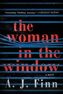 AU16.27 • Buy The Woman In The Window By Finn, A. J. 006279955X The Cheap Fast Free Post