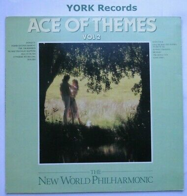 ACE OF THEMES VOL 2 - New World Philharmonic Orchestra - Ex LP Record Red Bus • 7.99£