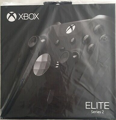 $102.50 • Buy Microsoft Xbox One Elite Wireless Controller Series 2 Black (NEW) SEALED