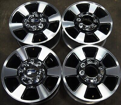 "$650 • Buy Ford F250 F350 Super Duty SRW Factory OEM 18"" Wheels Rims 05-20 3843 #1964"