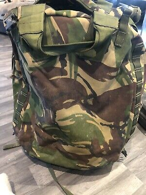 Genuine British Army Issue MTP Long Back Bergen/Rucksack.Very Good Condition! • 22£