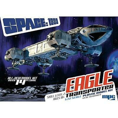 $47.99 • Buy MPC 1/72 Space: 1999 Eagle Transporter 14 MPC913