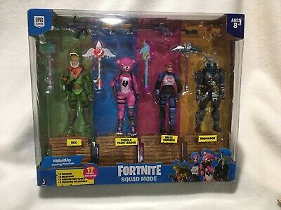 $ CDN49.86 • Buy NEW SEALED FORTNITE SQUAD MODE Set Ragnarok Rex Cuddle & Brite Bomber Fortnight