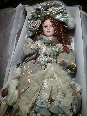 $ CDN386.69 • Buy Cathay Collection Porcelain Victorian Doll 36