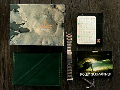 AU3000 • Buy VINTAGE ROLEX SUBMARINER 5513 - Bracelet / Box +++ 93150